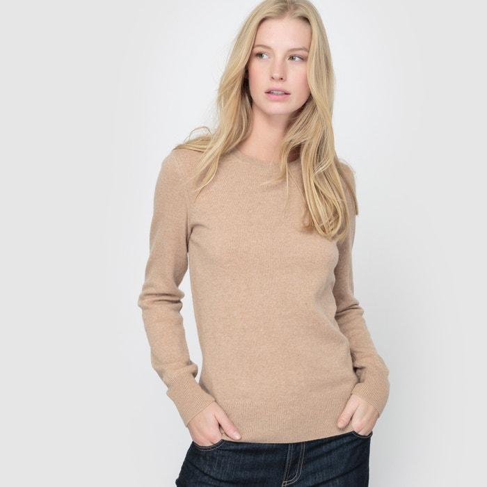 Image Sweter z okrągłym dekoltem, wełna kaszmirowa 100%. R essentiel