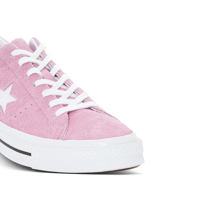 Baskets one star og color rose Converse