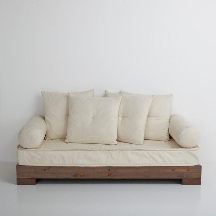 afbeelding Zitbank/bed, 2- of 3-zit Sahel La Redoute Interieurs