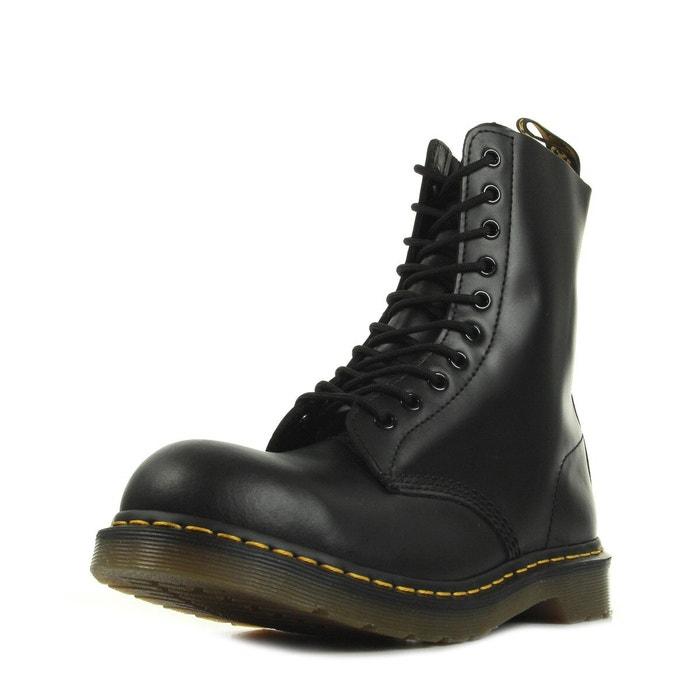 Chaussures doc martens 1919 coquées  noir Doc Martens  La Redoute