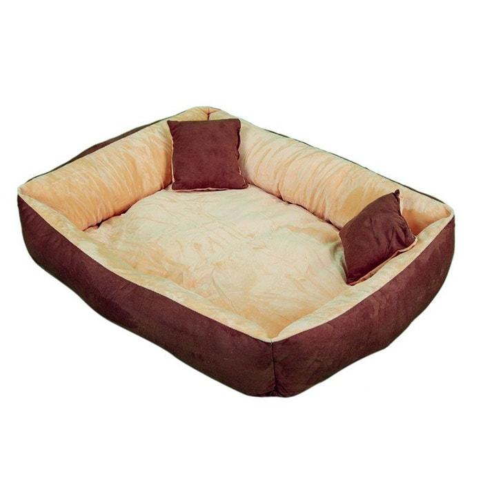 Panier, lit, niche pour chien et chat - Taille M - Marron BEAUTY PET   La  Redoute Mobile ff20c0a7d7a4