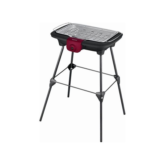 barbecue lectrique sur pied tefal bg904812 easy grill couleur unique tefal la redoute. Black Bedroom Furniture Sets. Home Design Ideas