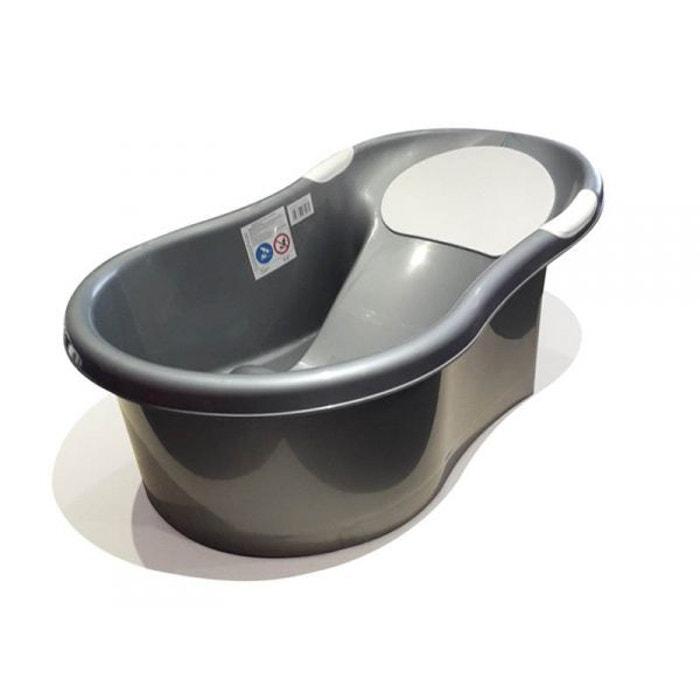 baignoire transat int gr 0 6 mois gris argent gris dbb. Black Bedroom Furniture Sets. Home Design Ideas