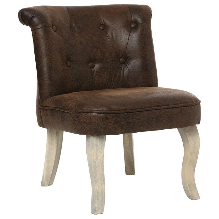 fauteuil crapaud calixte petit mod le h 63 cm. Black Bedroom Furniture Sets. Home Design Ideas