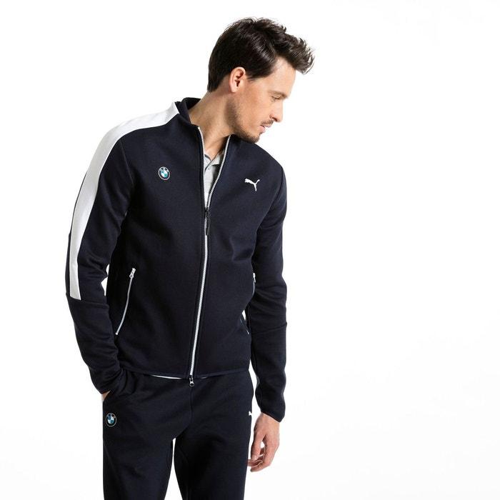 veste homme bmw sweat jacket team blue puma la redoute. Black Bedroom Furniture Sets. Home Design Ideas
