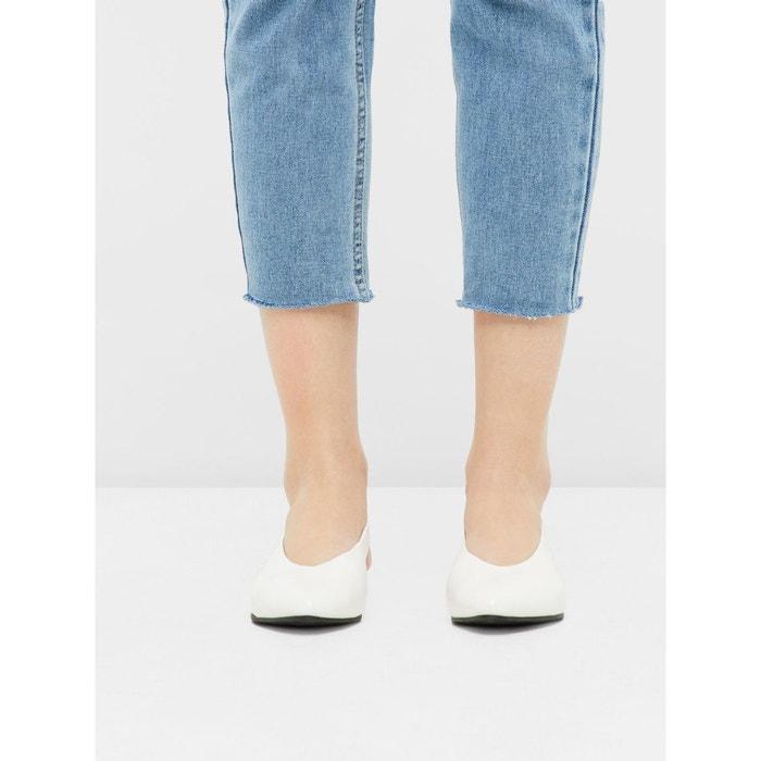 Ballerines chaussures à bride arrière  Bianco  La Redoute