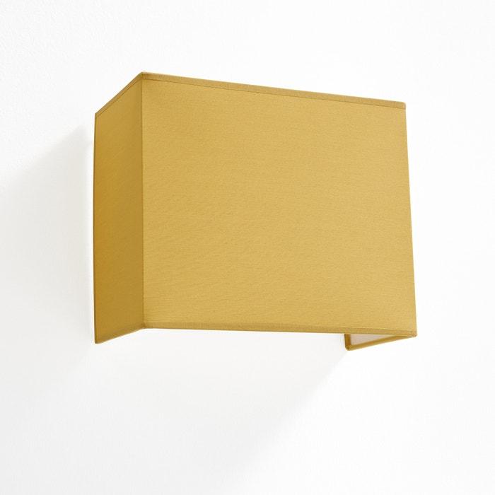 applique murale rectangulaire sio la redoute interieurs la redoute. Black Bedroom Furniture Sets. Home Design Ideas