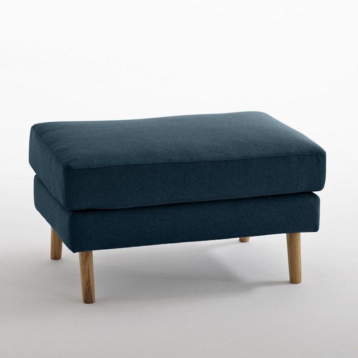 pouf polyester stockholm confort excellence la redoute. Black Bedroom Furniture Sets. Home Design Ideas