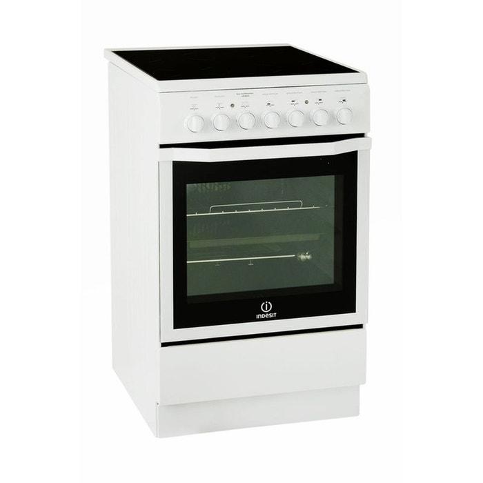 cuisini re vitroc ramique i5vmc1a w fr indesit la redoute. Black Bedroom Furniture Sets. Home Design Ideas