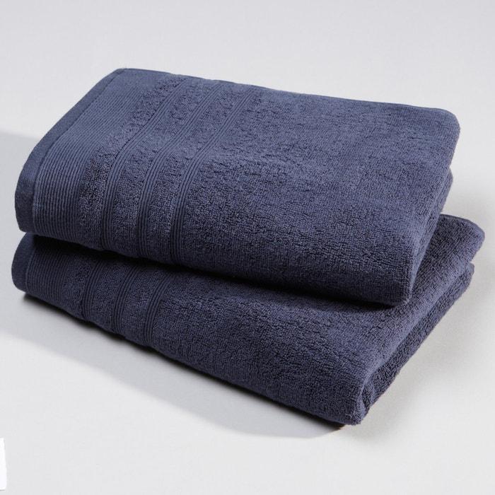 Asciugamano spugna 600 g/m², confezione da 2  La Redoute Interieurs image 0