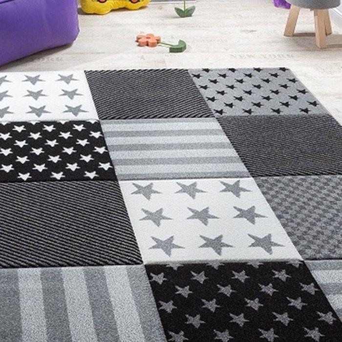 tapis chambre d enfants tapis pour la chambre d 39 enfant flag start gris un amour de