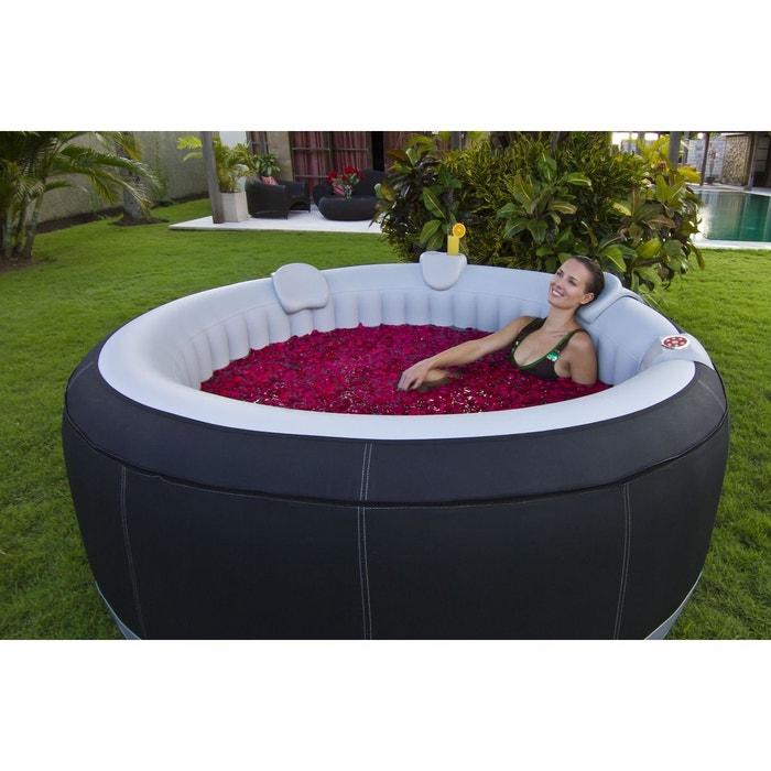 spa gonflable luxe 4 personnes couleur unique ospazia la. Black Bedroom Furniture Sets. Home Design Ideas