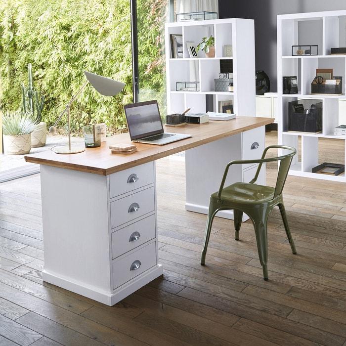 Tanguy Pine Desk Top, L 205cm  AM.PM. image 0