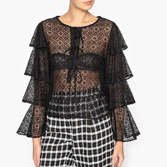 Купить блузки из кружева