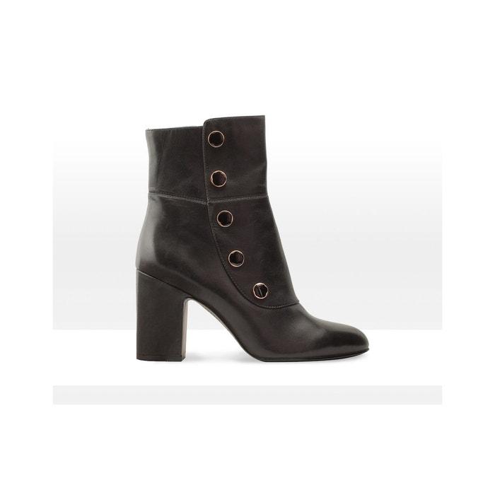 What For MANU Noir - Livraison Gratuite avec  - Chaussures Bottine Femme