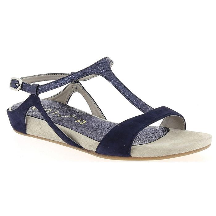 Unisa ALACE Marine - Chaussures Sandale Femme
