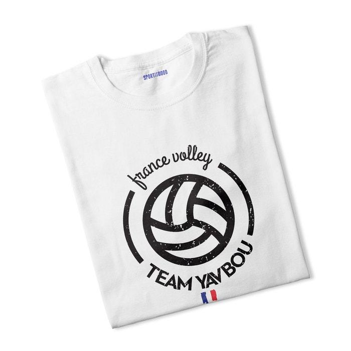 Yavbou Shirt Ball France T Volley nPXw08Ok