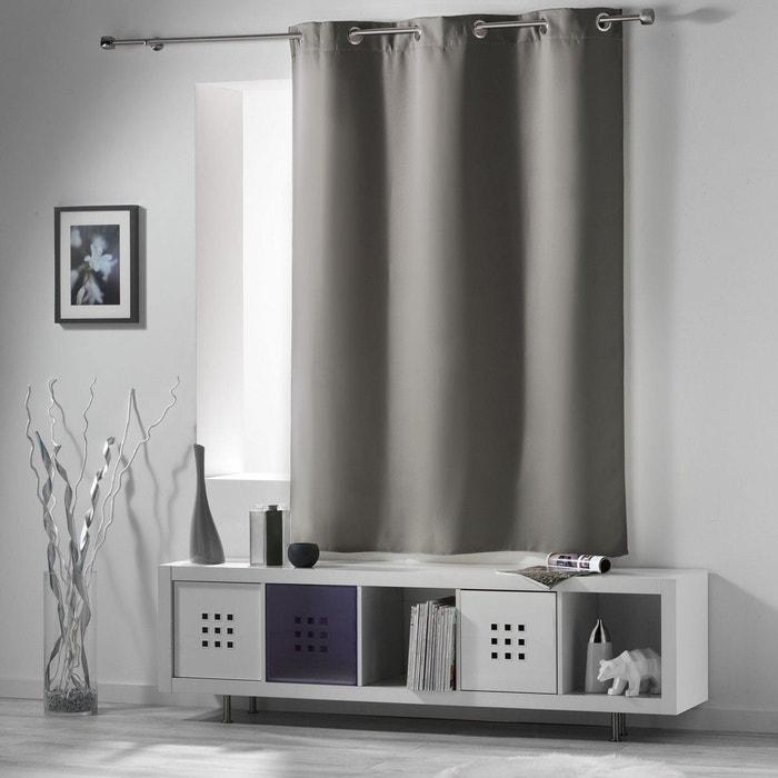 rideau occultant 39 radiateur 39 petite hauteur home maison la redoute. Black Bedroom Furniture Sets. Home Design Ideas