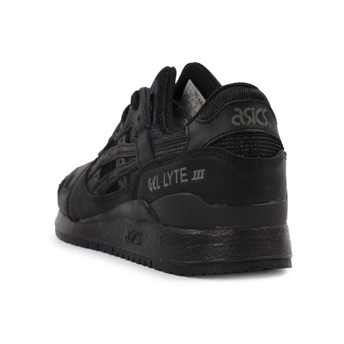 Basket gel-lyte iii noir Asics