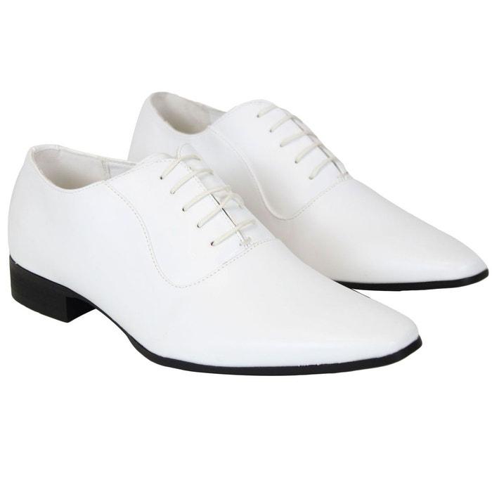 Chaussures elo553 blanc Kebello