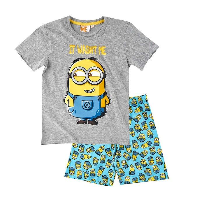Pyjama Court Garçon  LES MINIONS image 0