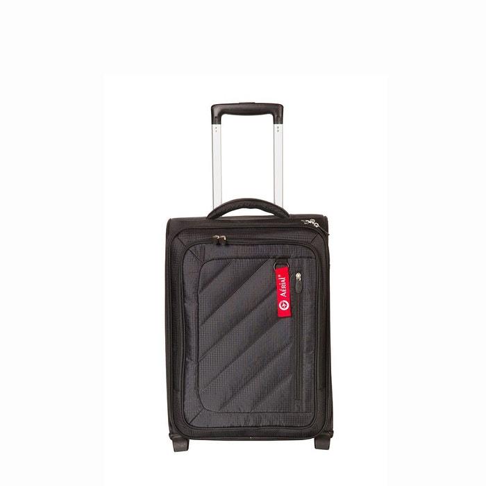 horizon valise cabine souple 2 roues 50cm aerial business noir noir horizon la redoute. Black Bedroom Furniture Sets. Home Design Ideas