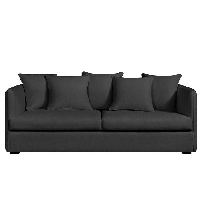 canap convertible neo chiquito coton lin am pm la redoute. Black Bedroom Furniture Sets. Home Design Ideas