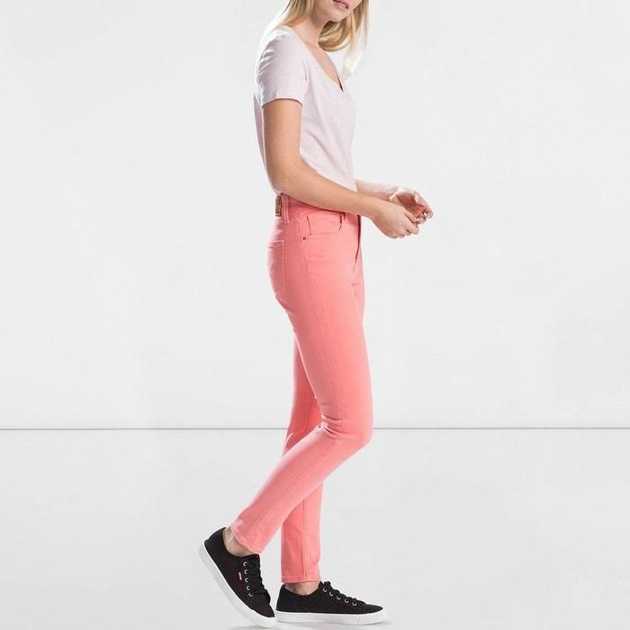 Redoute 721 La High Levi's Pink Soft Rise Skinny Jean Vintage zd6HwvRzq