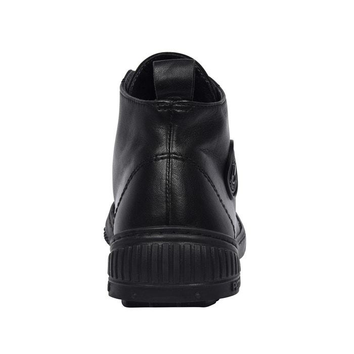 de Zapatillas PATAUGAS de alta piel Rocker a ca x1nZ6vn