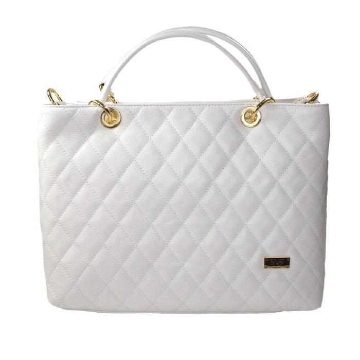 Édition Limitée Sacs à main cuir blanc modèle elisa blanc Versace 19.69 | La Redoute Images En Ligne Réduction Authentique Sortie b7t1qD5