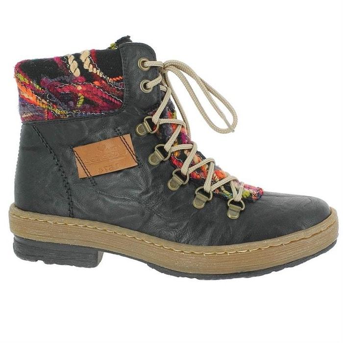 boots RIEKER bottines boots RIEKER fourré RIEKER fourré bottines bottines boots fourré qUxTZnz4Cw