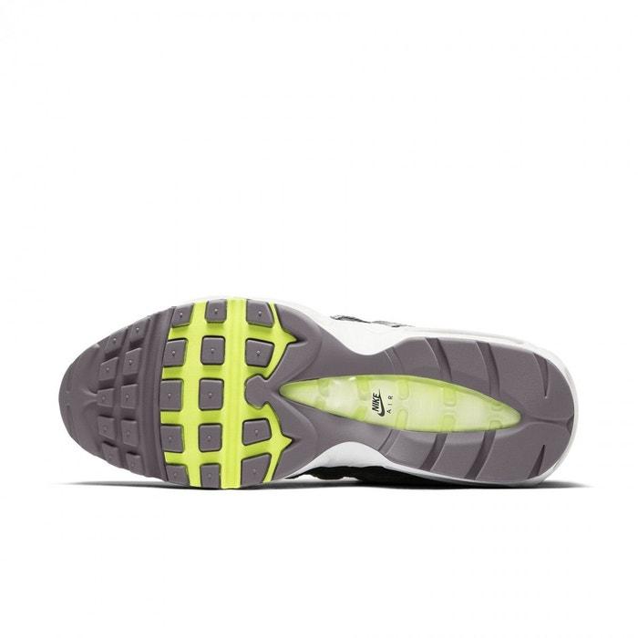 Basket nike air max 95 essential - ref. 749766-019 gris Nike
