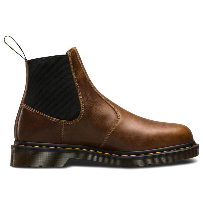 Boots cuir à enfiler, Hardy  DR MARTENS image 0