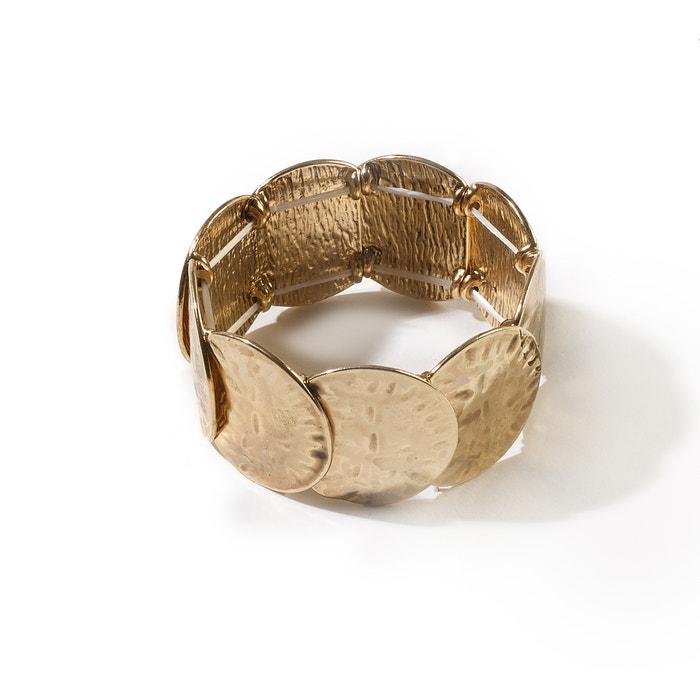 afbeelding Gehamerde fantasie armband ANNE WEYBURN