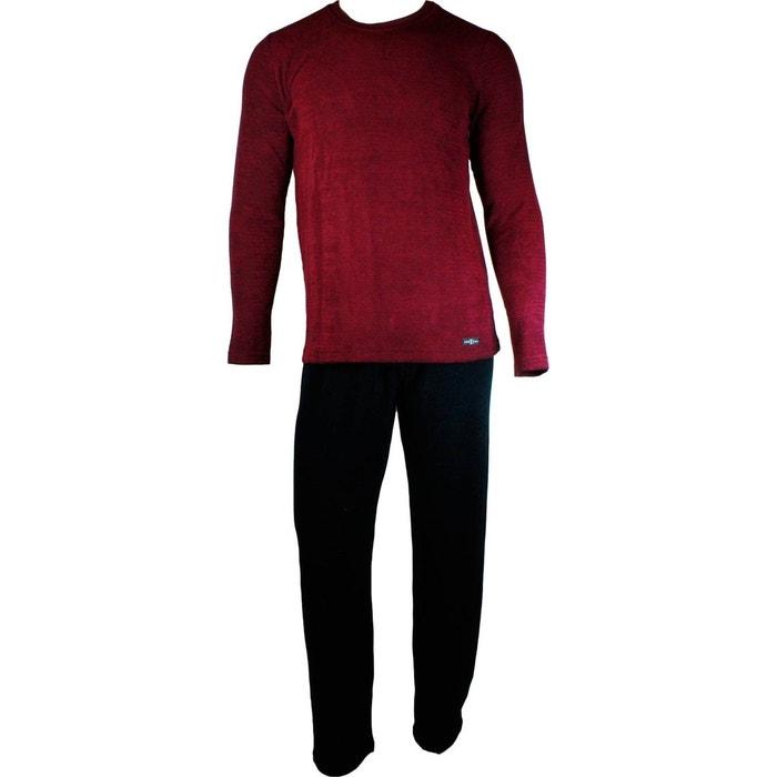 pyjama homme ip rouge impetus la redoute. Black Bedroom Furniture Sets. Home Design Ideas