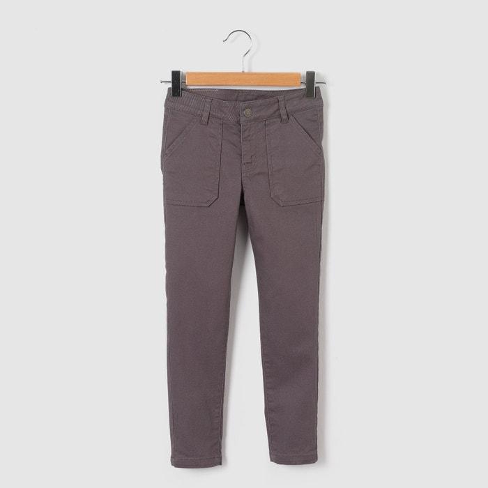 Image Pantalon slim 3-12 ans abcd'R