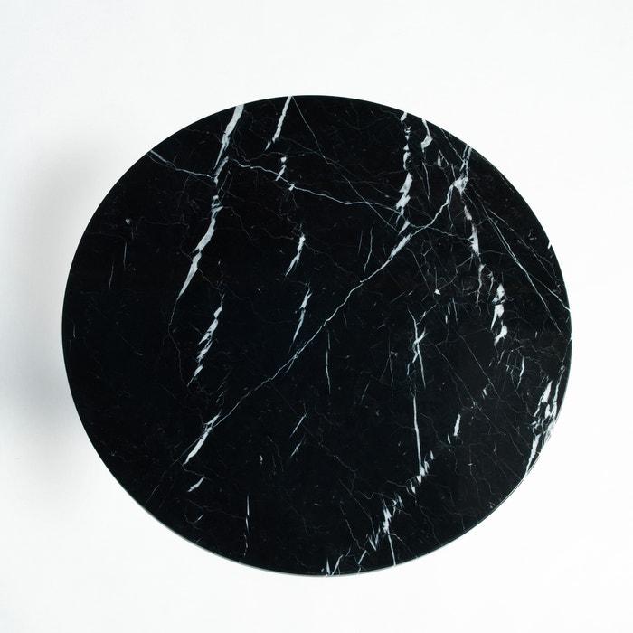 Image Plateau table bistrot marbre Ø75 cm, Aradan AM.PM.
