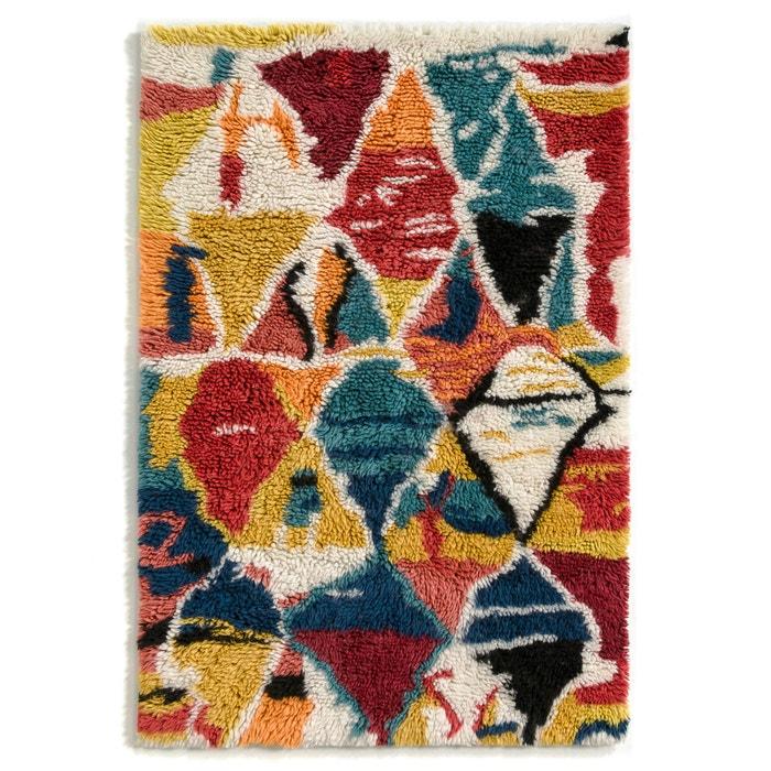 Anani Berber-Style Wool Rug