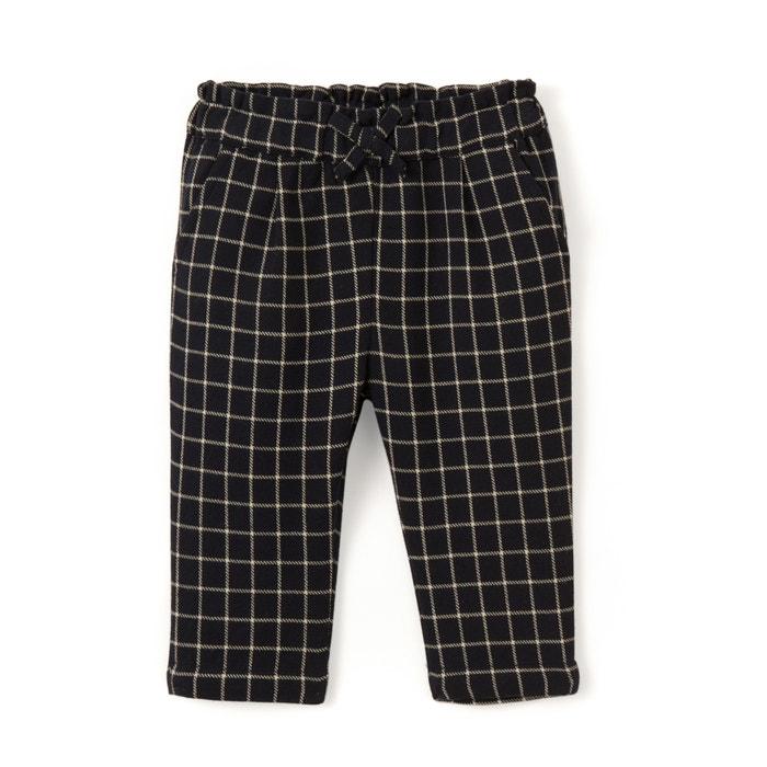 Image Pantalon à carreaux 1 mois - 3 ans La Redoute Collections