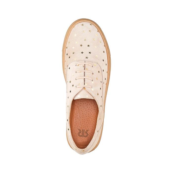 de motivos de con Redoute piel estrellas Zapatillas La Collections Txw4v7gqt
