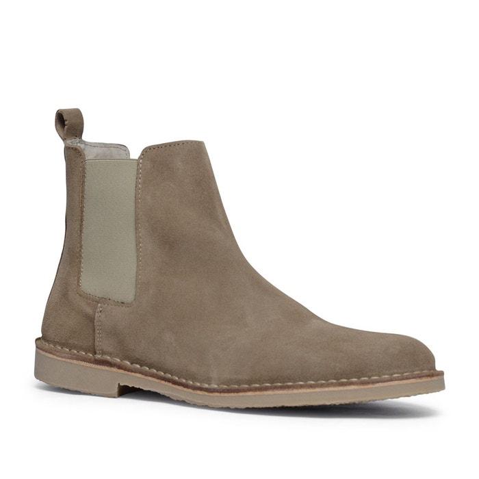 Chelsea boots beiges beige Sacha