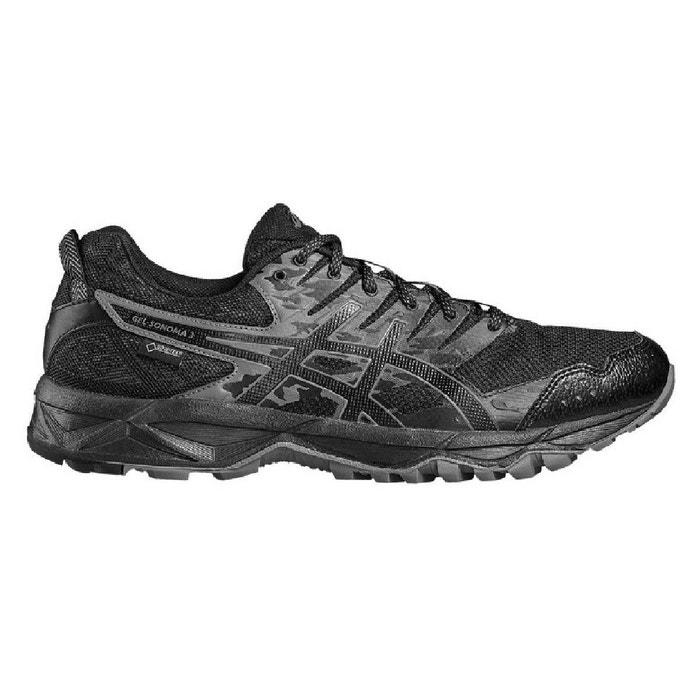 Redoute Chaussures La Asics Sonoma 3 Noir Gel Gtx xWpCxBvw