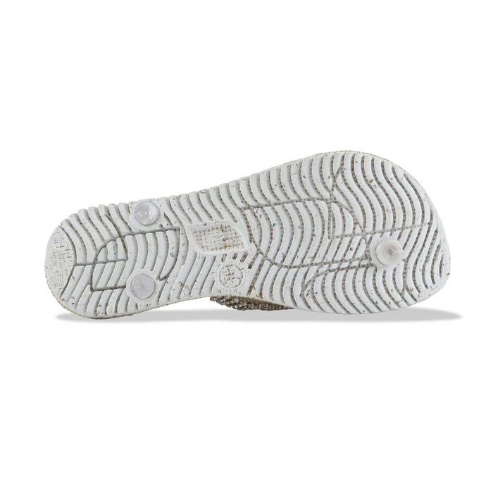 Luxury Blanc V AMAZONAS femme Tongs Eco XwIOt4q