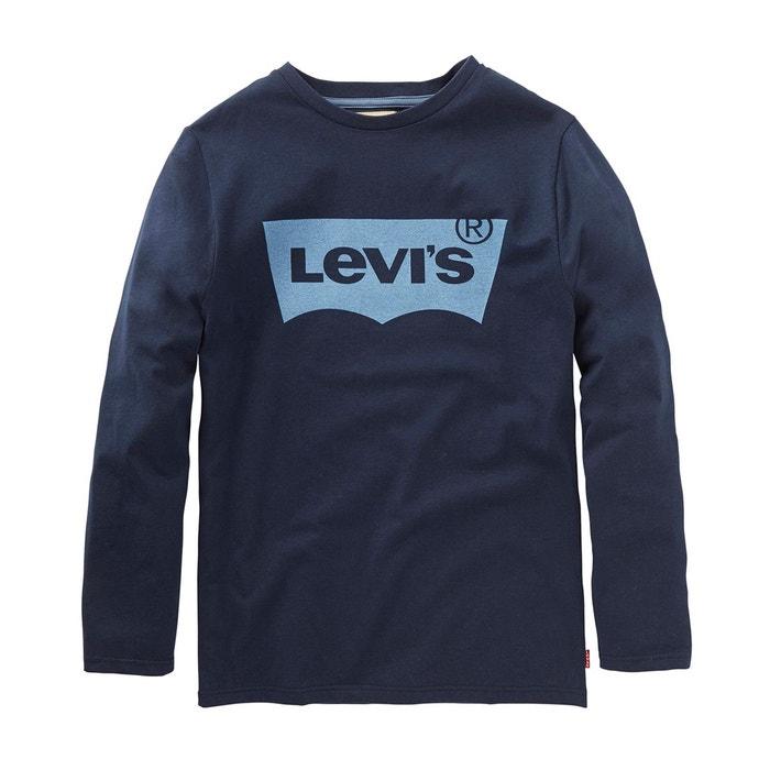 aa0da05b18eff T-shirt manches longues 3-16 ans Levi's Kids | La Redoute