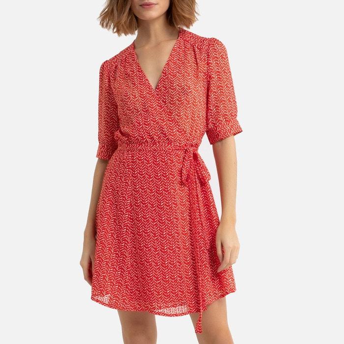 see u soon robe rouge