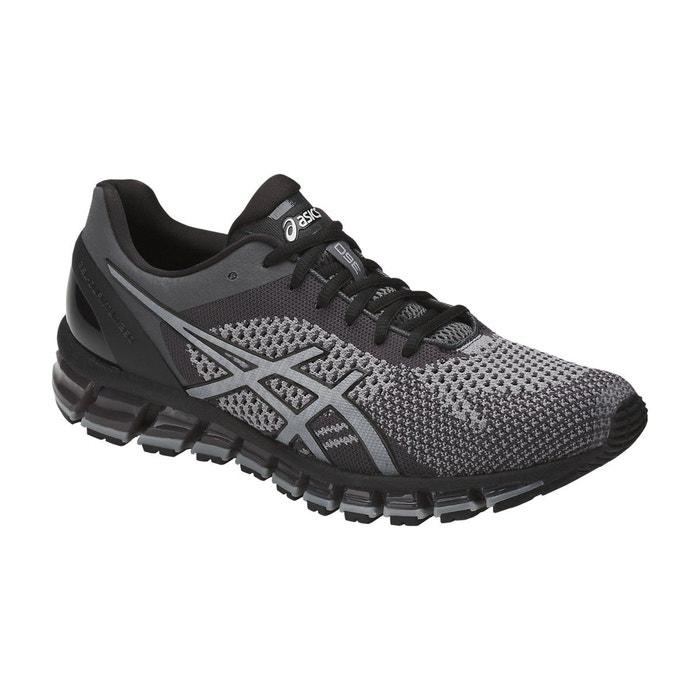 Chaussure de running gel quantum 360 knit - t728n-9697 gris Asics