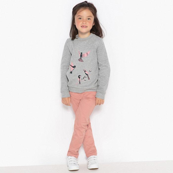 "afbeelding Sweater met ""vogels"" 3-12 jr R édition"