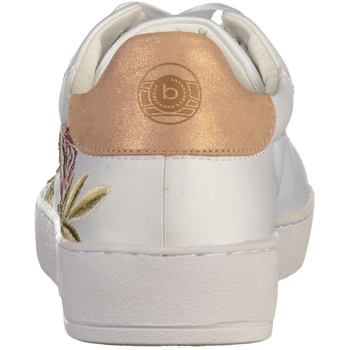 Sneaker blanc Bugatti