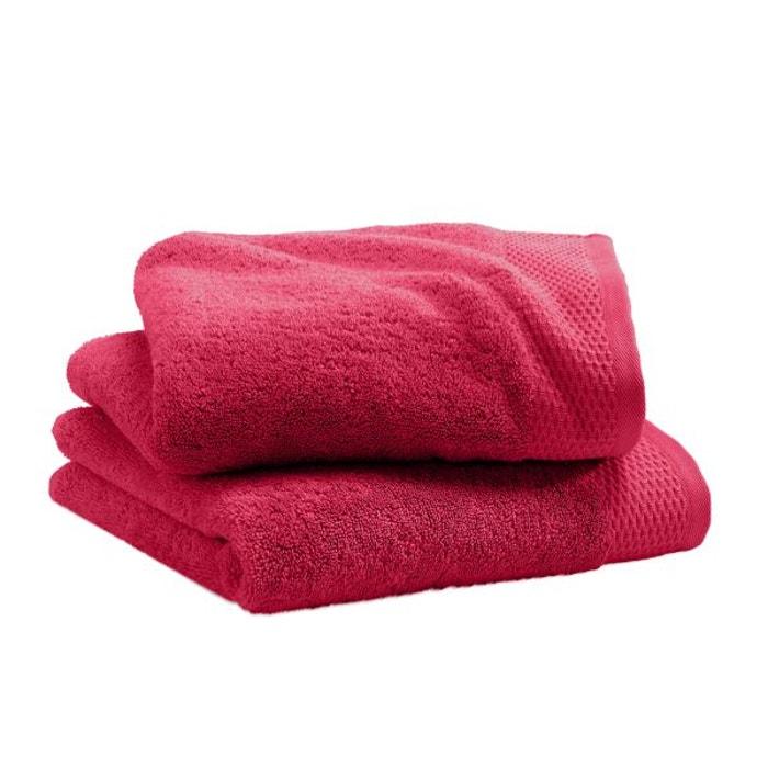 serviette de bain cosy i fil home la redoute. Black Bedroom Furniture Sets. Home Design Ideas