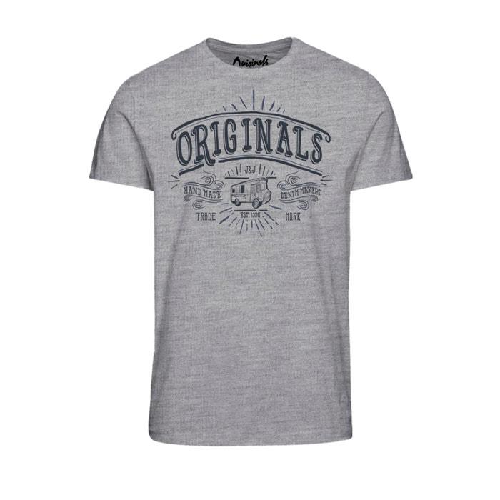 T-shirt cn scollo rotondo, maniche corte  JACK & JONES image 0